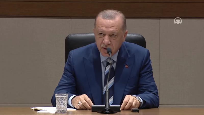 Cumhurbaşkanı Erdoğan'dan korona uyarısı…