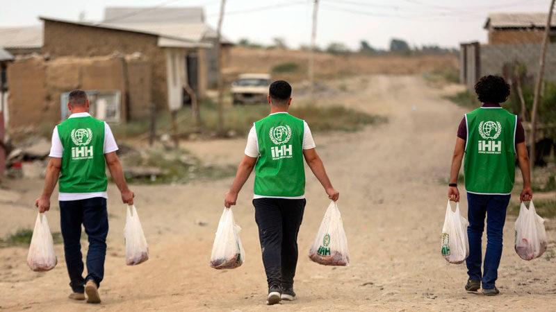 İHH'nın kurban yardımları 2,5 milyon muhtaca ulaştı