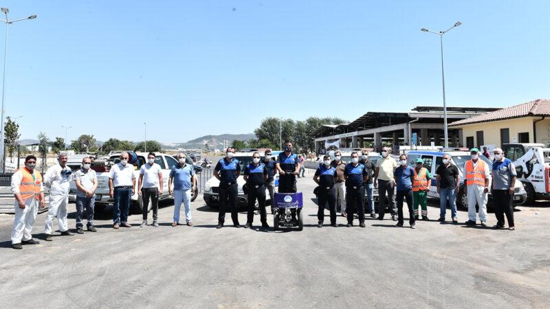 980 Personel İle Güvenli Bayram Hizmeti