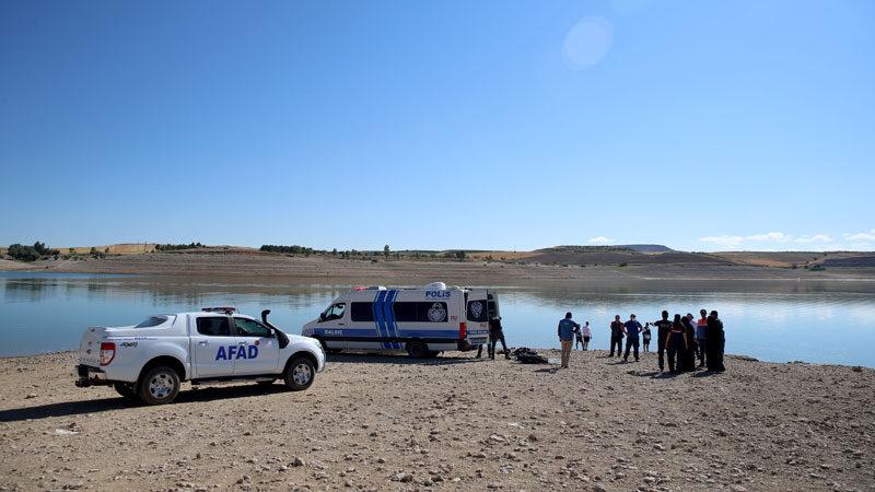 Baraj gölünde facia: 3 ölü