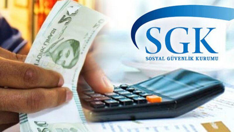 SGK'dan borç yapılandırması açıklaması!