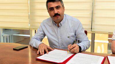 'Makbule-Tevfik Yıldırım Engelsiz Yaşam Merkezi'nde imzalar atıldı