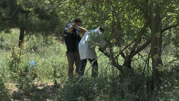 Bursa'da ormanlık alanda bebek cesedi bulundu