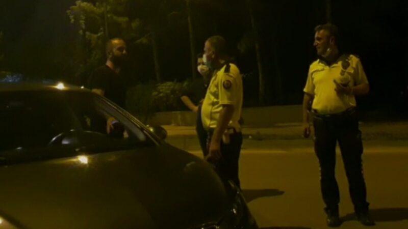 """Bursa'da alkollü sürücüden ilginç cevap: """"2-3 bira içmişim evime gidiyorum, yakaladınız"""""""