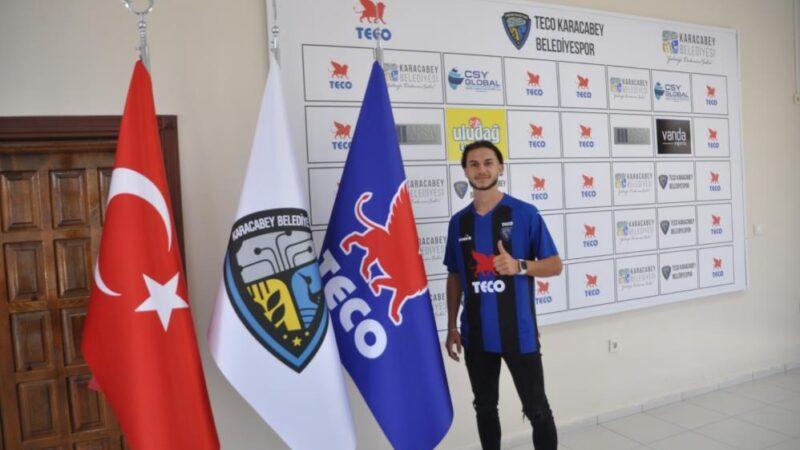 2.Lig'deki Bursa ekibinden savunmaya takviye!