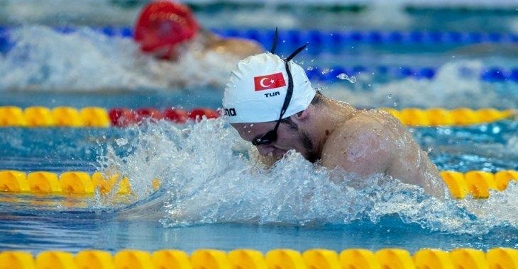 Bursalı sporcu olimpiyatta 18. oldu!
