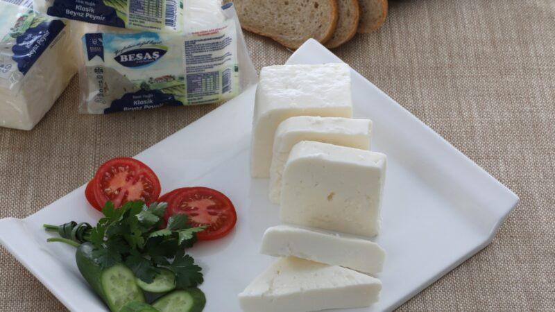 BESAŞ'ın klasik beyaz peynirine tam not