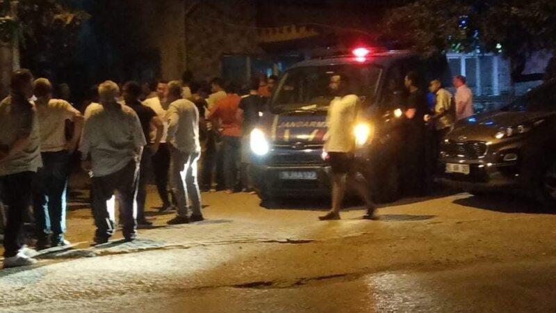Bursa'da kavga sonrası kan döküldü: Mahalleli harekete geçti