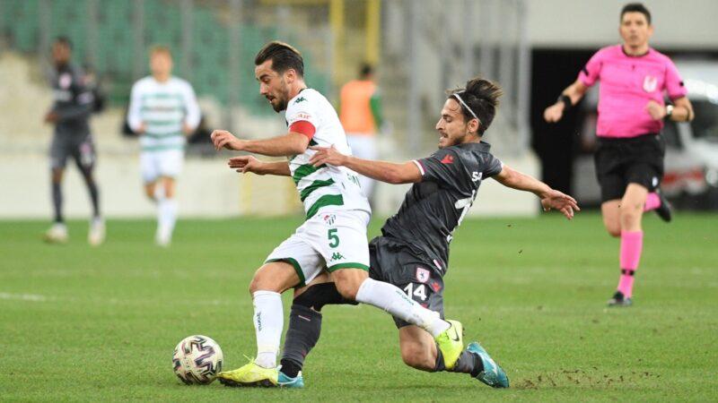Bursaspor'un üçüncü hazırlık maçı belli oldu