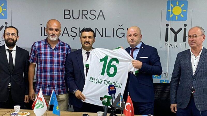 Bursaspor'a 100 kombine sözü…