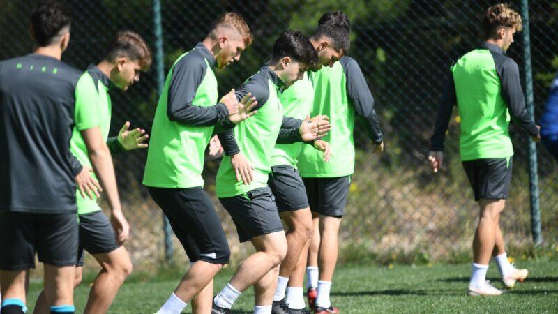Bursaspor'da tempo arttı!