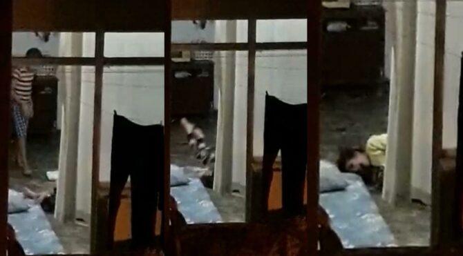 Dehşet evi! 3 çocuğun çığlıkları gece yarısı mahalleyi inletti