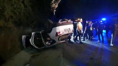 Bursa'da zincirleme kaza: Ölü ve yaralılar var