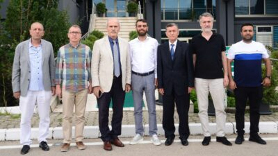 Recep Altepe'den Bursaspor'a ziyaret