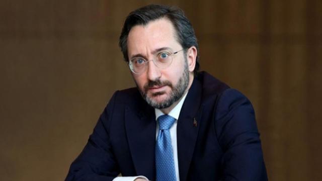 Fahrettin Altun'dan Tunus açıklaması