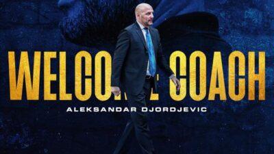 Fenerbahçe Beko'da Djordjevic dönemi