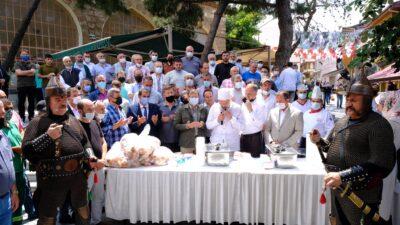 Bursa'da 500 yıllık gelenek!