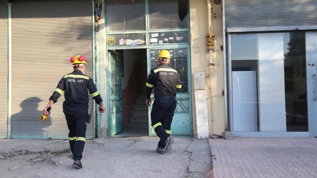 Zehirlenen 6 kişi hastaneye kaldırıldı