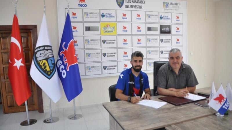 2.Lig'deki Bursa ekibi transferi açıkladı!