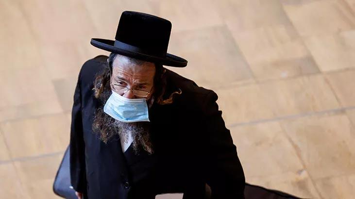 İsrail'de vaka patlaması! Son 4 ayın en yükseği…