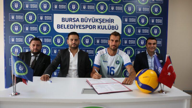 Bursa ekibinden üst üste transferler!