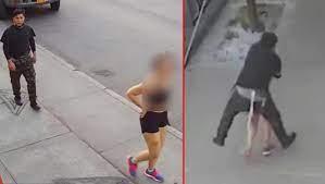 Dehşete düşüren olay! Genç kadına sokak ortasında tecavüz girişimi