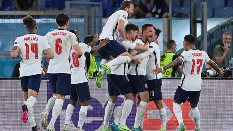 EURO 2020'de yarıfinalistler belli oldu!