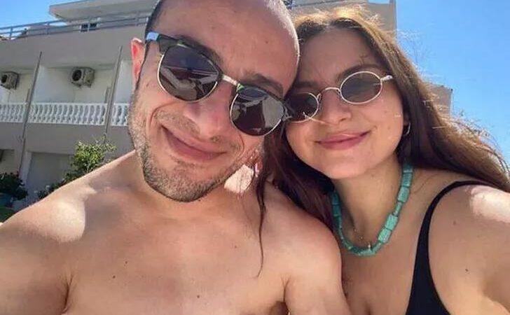 Hamza Yazıcı'nın sevgilisi beyaz bikinili pozuyla gündem oldu