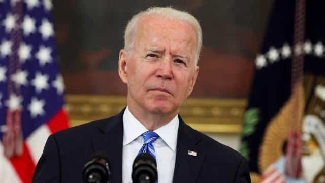 Biden'dan Irak açıklaması