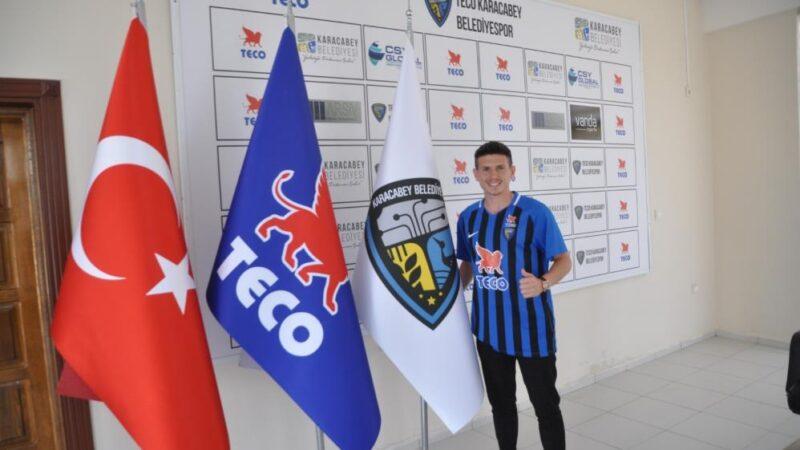 2.Lig'deki Bursa ekibine Trabzonspor'dan transfer!