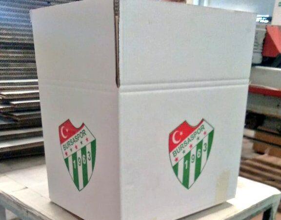 Kurbanlık etler Bursaspor'dan!