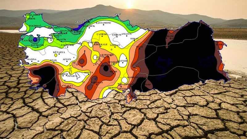 Meteoroloji'den korkutan harita! Olağanüstü tehlike