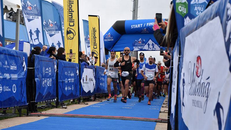 Bursa'da dev maraton