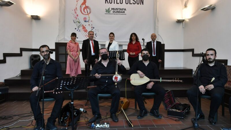 Osmangazi'de bayrama özel konser