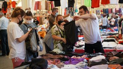 Bursalılar bu pazara akın etti ama!