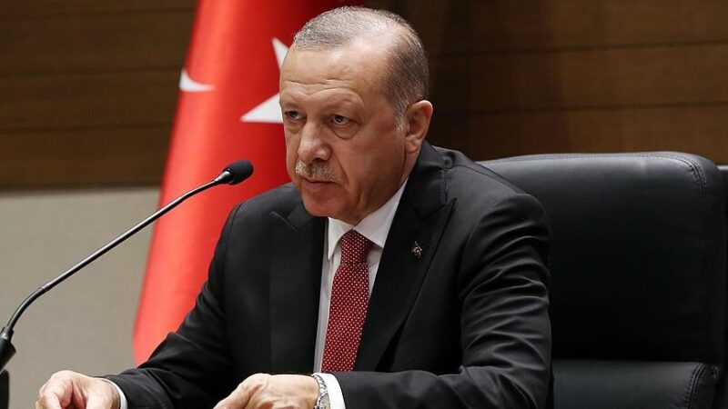 Cumhurbaşkanı Erdoğan yangın bölgesine gidiyor