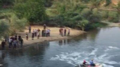 Bursa'da dereye giren kişi boğuldu