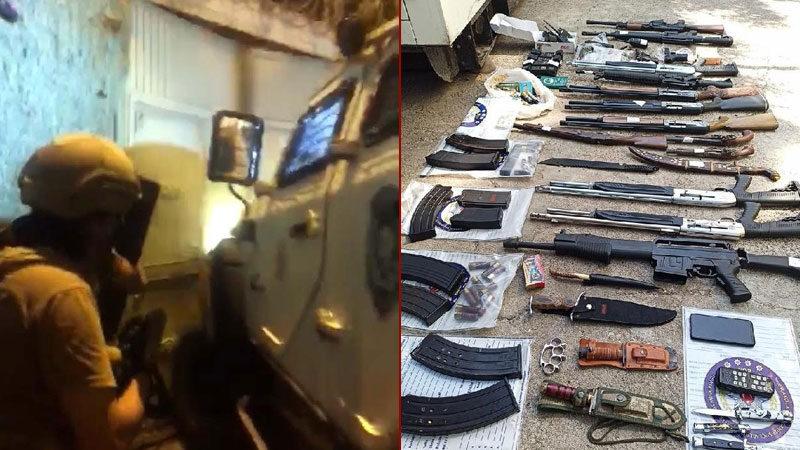 'Şirinler Çetesi'ne operasyon: 39 gözaltı