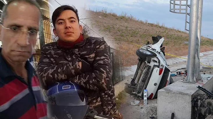 Kazada ölen sürücünün ehliyetsiz ve aşırı hızlı ortaya çıktı