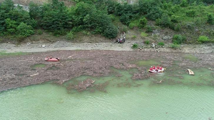 Artvin'deki sel felaketinden acı haber: 6 gün sonra bulundu