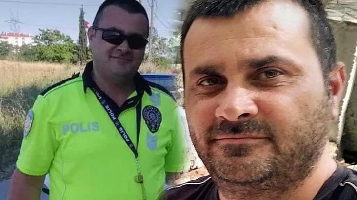 Kazada şehit olan polisin Edirne'deki babaevine ateş düştü