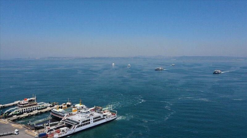 Marmara'dan 9 bin 959 metreküp müsilaj bertaraf edildi