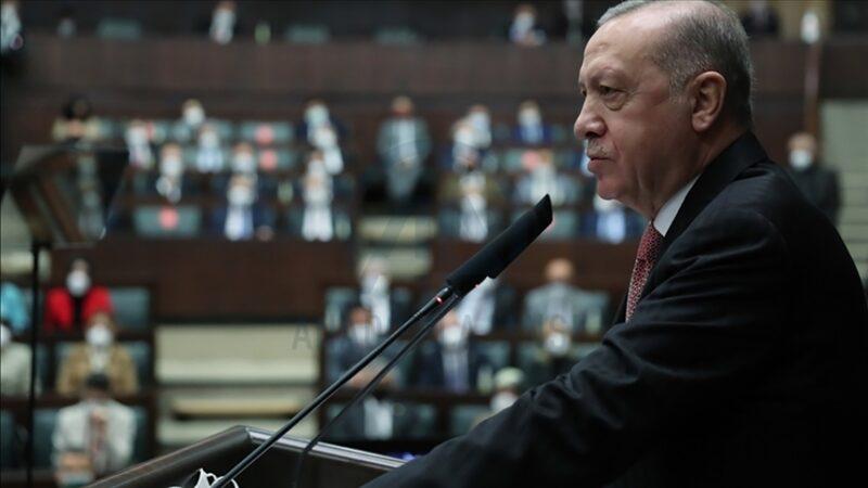 Cumhurbaşkanı Erdoğan'dan FETÖ ile mücadelede kararlılık mesajı