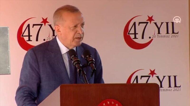 Cumhurbaşkanı Erdoğan: Maraş'ta yeni bir dönem başlayacak