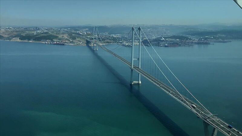 Bakan'dan Osmangazi Köprüsü açıklaması: Rekor kırdı