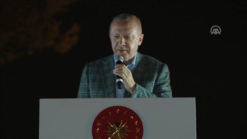 Cumhurbaşkanı Erdoğan'dan yangınlarla ilgili açıklama: Şimdiden bazı emarelere ulaşıldı