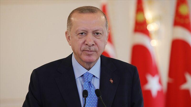 Cumhurbaşkanı Erdoğan, İsrail Devlet Başkanı ile görüştü