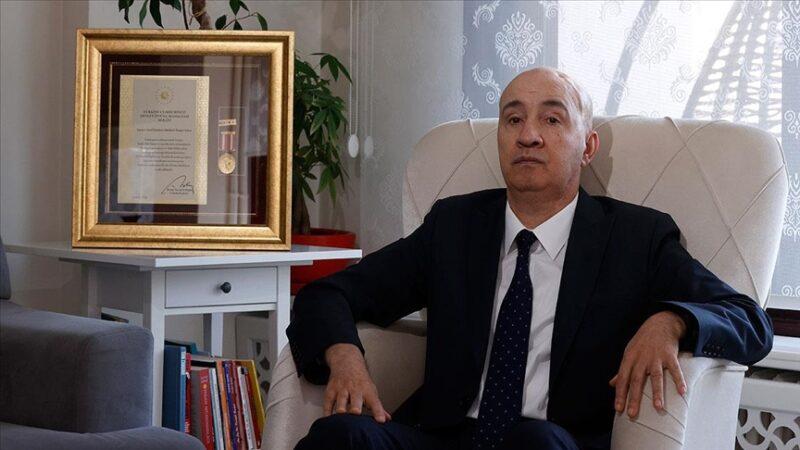 15 Temmuz gazisi Turgut Aslan: FETÖ ile mücadeleyi bırakmamak lazım