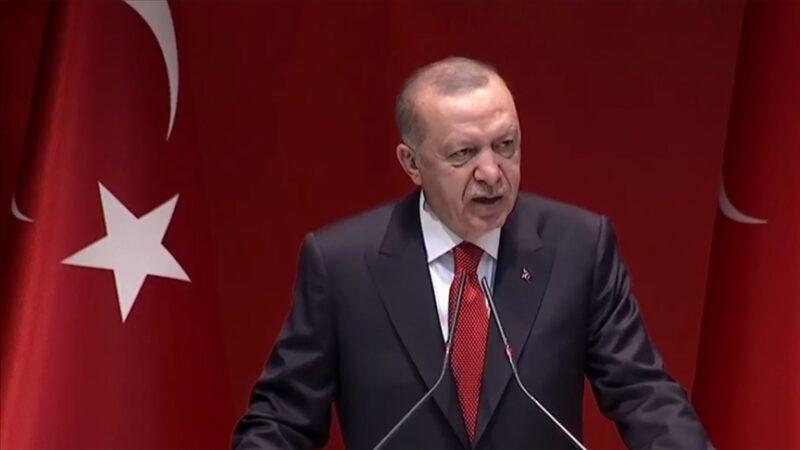 Cumhurbaşkanı Erdoğan'dan 2023 seçimi mesajı