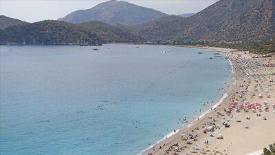 'Turizmin başkenti'ne 9 günde yabancı turist yağdı